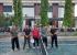 Lomba Tennis Lapangan Dalam Rangka Penyambutan Ketua Baru Pengadilan Tinggi Agama Jayapura